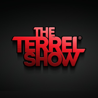 the terrel show logo red