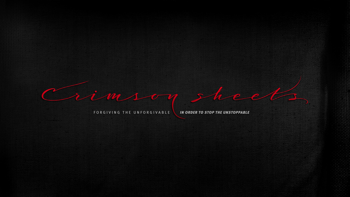 Crimson Sheets title card